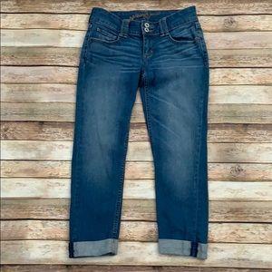 Arizona Cropped Jeans
